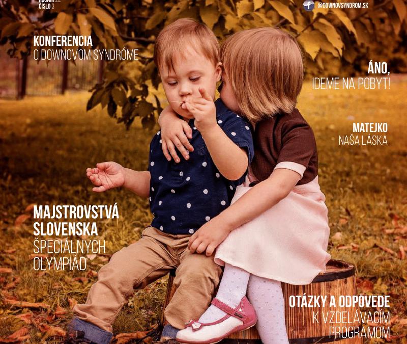 Článok o Matejkovi v časopise Slnečnica